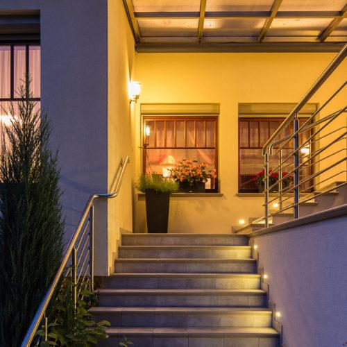 Eclairage escalier