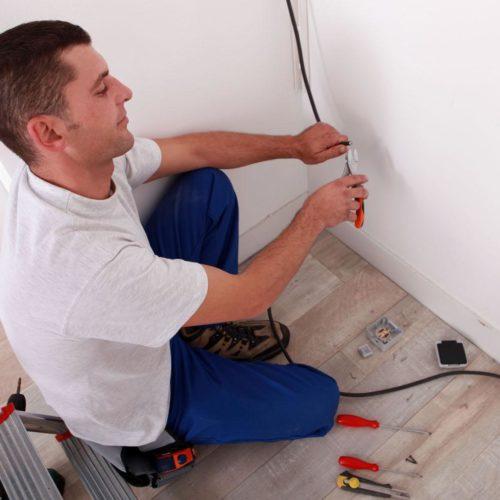 installation électrique maison